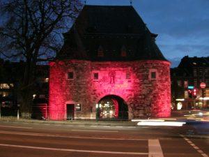 Aachen Ponttorv, Germania