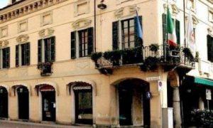 Borgomanero, Italia - Palazzo Tornielli