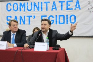 Bucarest, incontro con il testimone Joaquin Martinez