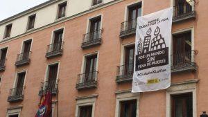 Madrid, No Pena de muerte