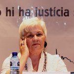 Tamara Chikunova ad una conferenza di Sant'Egidio in Spagna