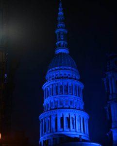 Novara, Italia - Cupola del Duomo