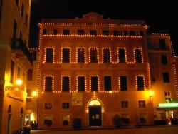Sestri Levante, Italia - Palazzo Comunale