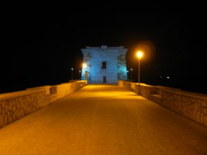 Trapani, Italia - Torre di Ligny