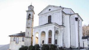 Madonna del Sasso, Italia