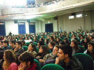 Catania, incontro con i giovani