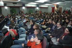 Messina, incontro con i giovani