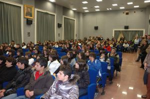 Messina incontro con i giovani