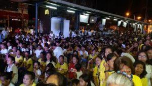 Manila: in piazza per citiesforlife